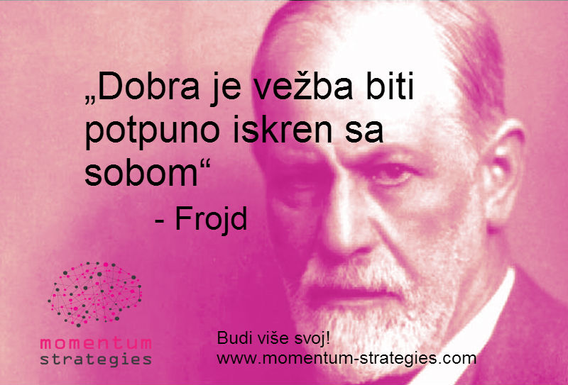 SRPSKI Freud honesty